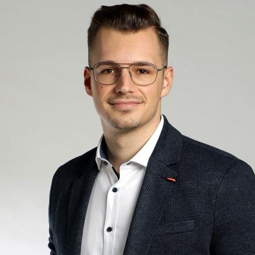 Maximilian Biehl (Kundenbetreuung)